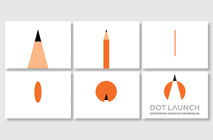 Gee + Chung Design: Art Center DOT Launch Animated Intro