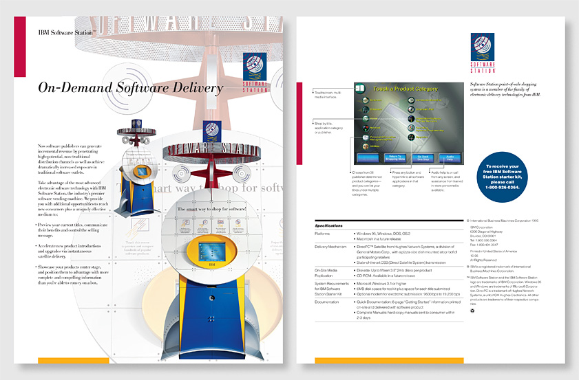 Gee  Chung Design Bm Software Station Brochure